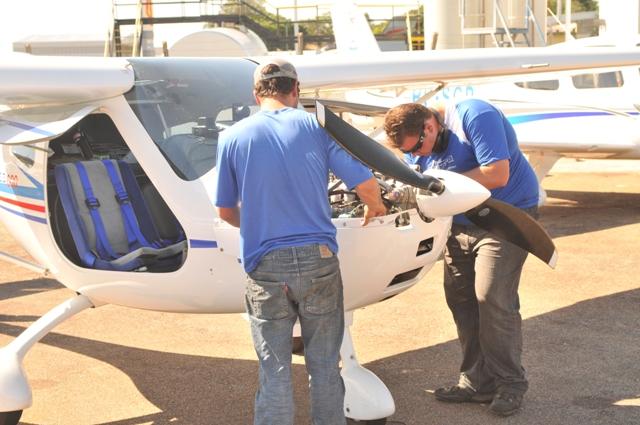 Aeroporto Sorocaba : Manutenção de aviões gera mil empregos em sorocaba
